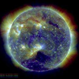 SDO celebrates one year anniversary
