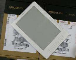 Amazon's Kindle DX 9.7