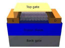 Carbon Based Chips May One Day Replace Silicon Transistors
