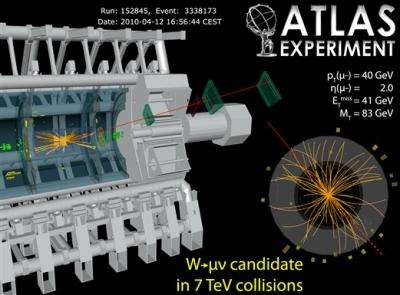 Conference highlights first results from the LHC