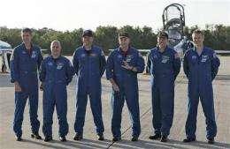 Countdown begins for shuttle Atlantis' last flight (AP)