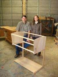 'Cradle of Hope' earns patent for FSU creators