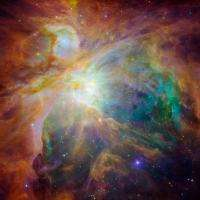 Dissolving star systems creates a mess in Orion