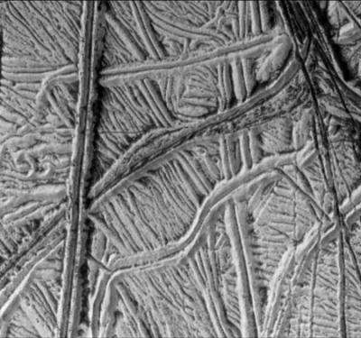 Europa's Churn Leads to Oxygen Burn