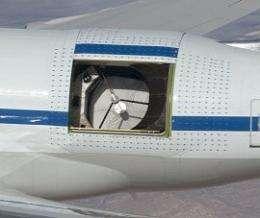 Flying Telescope Passes Key Test
