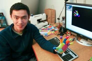 Gesture-based computing on the cheap (w/ Video)