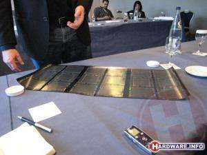 HP Demos Rollup Flexible Displays (w/ Video)
