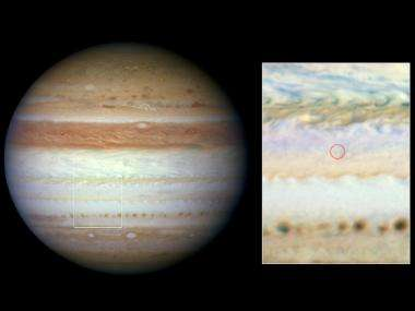 Objects impacting Jupiter detected first by amateur astronomers