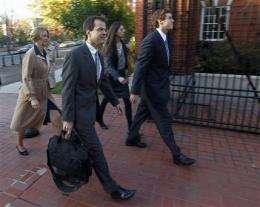 Palin e-mail hacker sentenced to year in custody (AP)