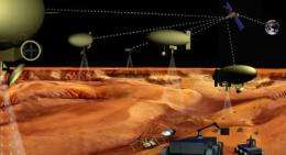 Planetary exploration robots to be featured on science program 'WaveLengths'