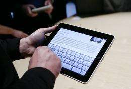 Rupert Murdoch has touted the iPad as the potential savior of the struggling newspaper industry