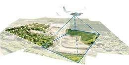 Satellite navigation steers unmanned micro-planes
