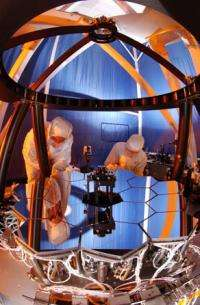 Students Bring Fresh Perspective and New Technology to Webb Telescope