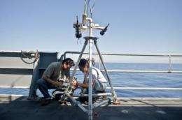 Study affirms Gulf oil spill's vastness