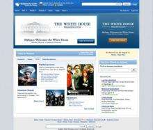 The White House launched pages on social networks MySpace and Facebook in 2009