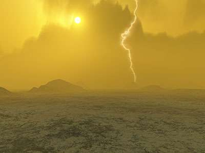 Was Venus once a habitable planet?