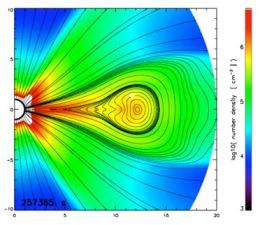 Scientists Use Atomic Physics Codes to Study Coronal Mass Ejections