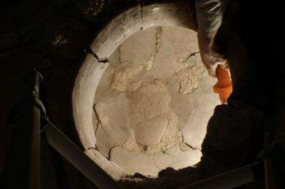 Earliest known winery found in Armenian cave