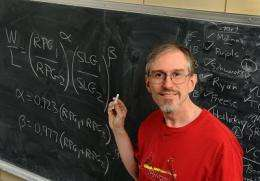 Iowa State physicist writes a better formula to predict baseball success