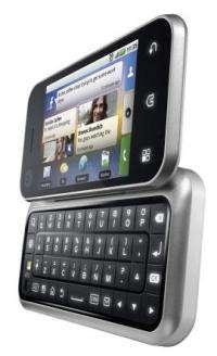 Motorola debuts new wireless device called Backflip