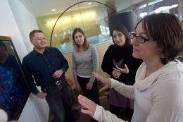 Researchers learn more about interactions in the cortex