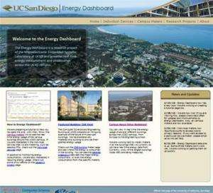 UC San Diego energy dashboard to help campus curb appetite for power