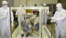 Webb Telescope's NIRCam engineering test unit arrives at NASA Goddard