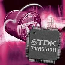 World's First True Industrial Power Meter System-on-Chip