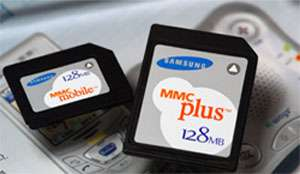 Multimedia Memory Cards for Mobile Digital Applications