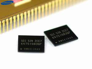 Samsung Develops World's First 512-Megabit DDR2 with 70nm Process Technology