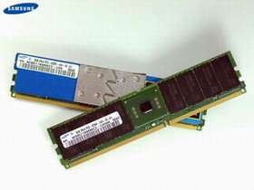 Samsung Offers 8GB FB-DIMM for Servers