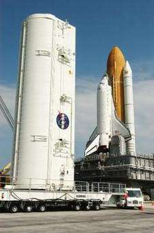 Shuttle Cargo Ready for Return To Flight