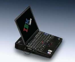 Fuel Cell Prototype for ThinkPad Notebooks