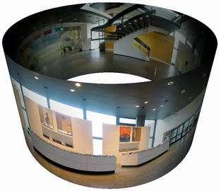 Interactive virtual showroom