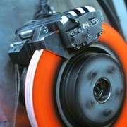 Electronic Wedge Brake