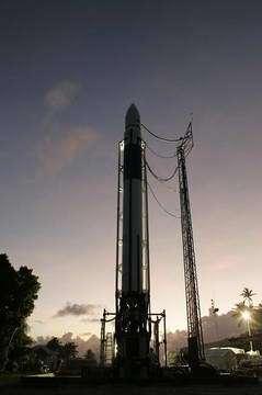 Falcon 1 Rocket