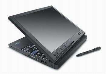 ThinkPad X41 Tablet