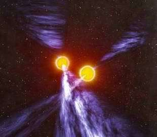 Double pulsar puts Einstein to the test