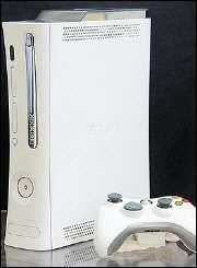 Microsoft\'s new Xbox 360