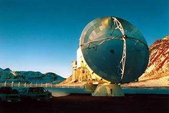 New Sub-Millimetre Light in the Desert