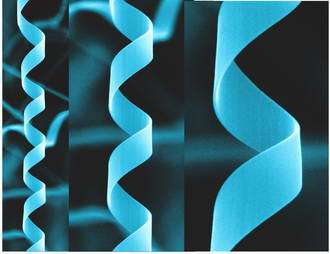Nanohelix structure provides new building block for nanoscale piezoelectric devices