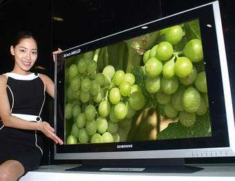 Samsung Highlights 40'' OLED, 82'' LCD  TV, Other LCD Technologies at IMID