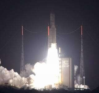 Liftoff for Ariane 5 ECA