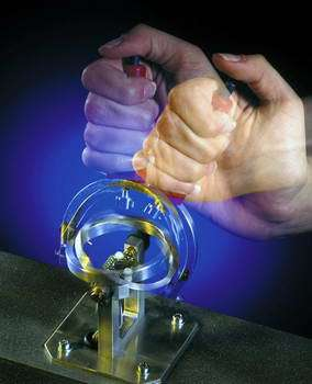 3D Magnetic Sensor for Rapid-Reaction Gas Pedal