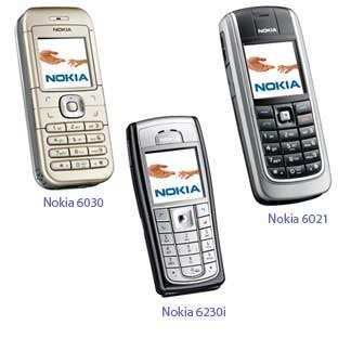 Nokia's new mobile phones