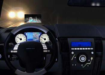 Night Vision System for Cars