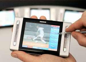 Concept Device DVB-H