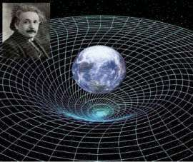 Twisted space-time around Earth