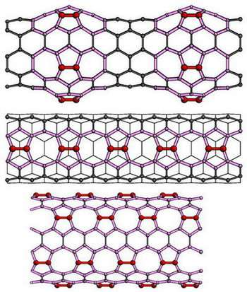 Carbon nanotube building blocks open up possibilities for advanced electronics
