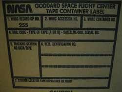 Update: Apollo 11 Tapes